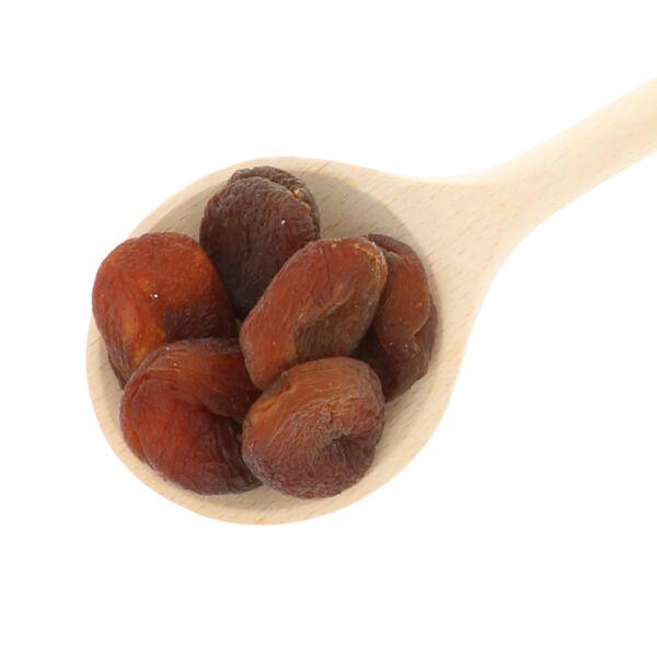 Gedroogde abrikozen - ongezwaveld
