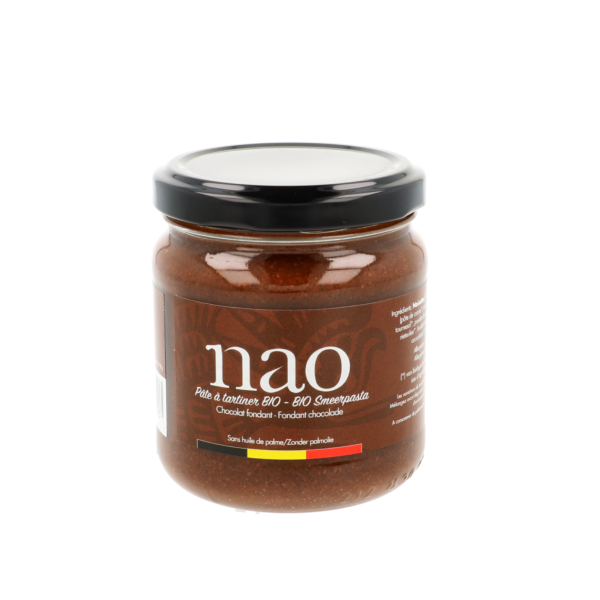 Fondant chocolade Smeerpasta (0,190 kg)