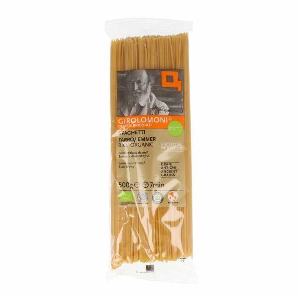 Spaghetti van tarwe